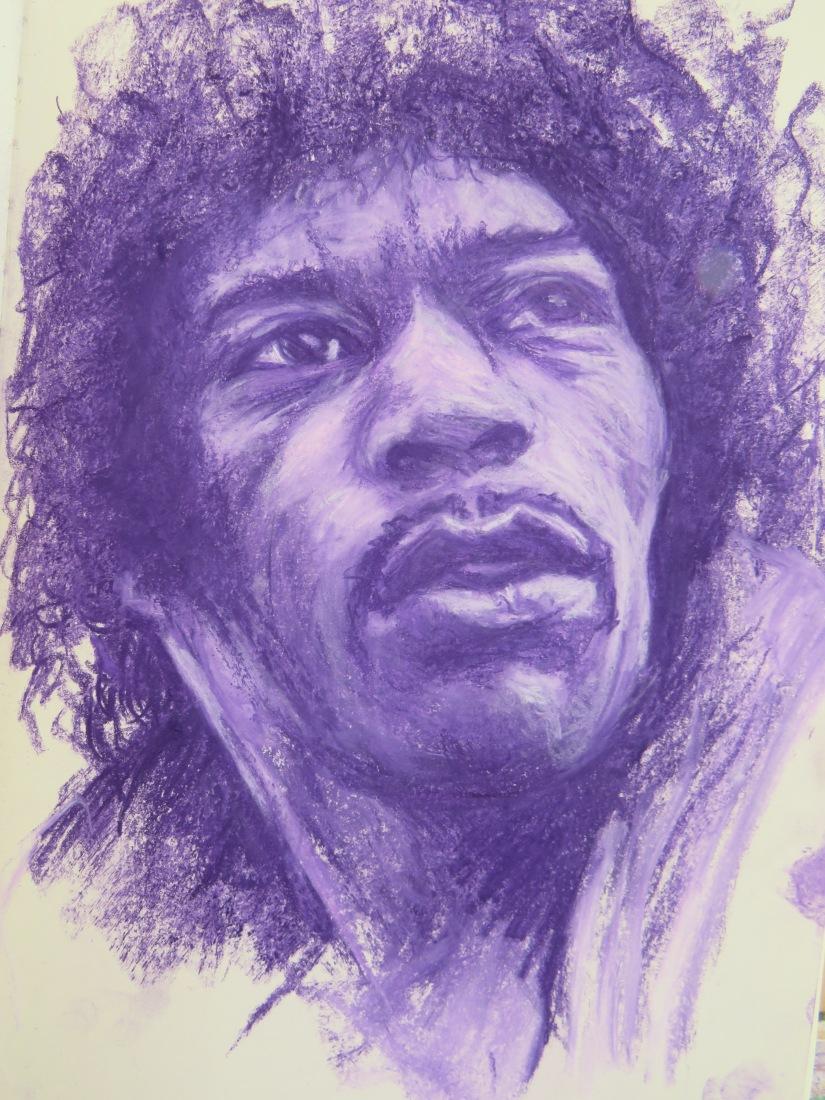 Bob Marley Purple Haze
